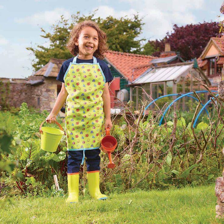 Oltre 25 fantastiche idee su giardino per bambini su - Attrezzi da giardino per bambini ...