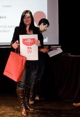 2. helyezést értünk el a Copywriter 2010 - a Kreatív Magazin és az ETARGET webes szövegíró versenyén.