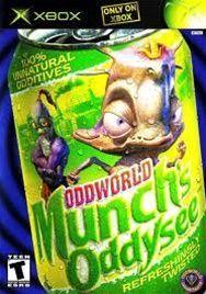 Oddworld Munch's Oddysee - Xbox Game