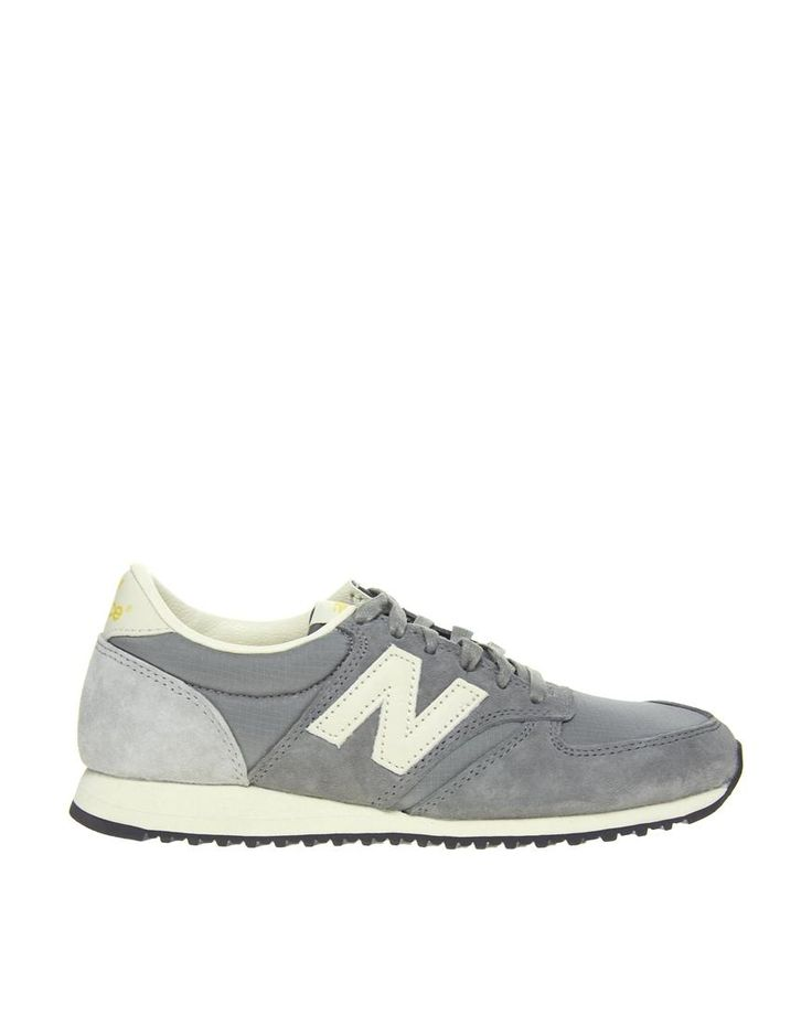 New Balance | New Balance 420 Grey Vintage Trainers at ASOS