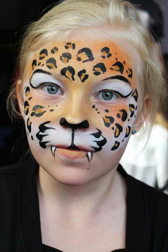 1001 Idées Créatives Pour Maquillage Pour Enfants Cosplay