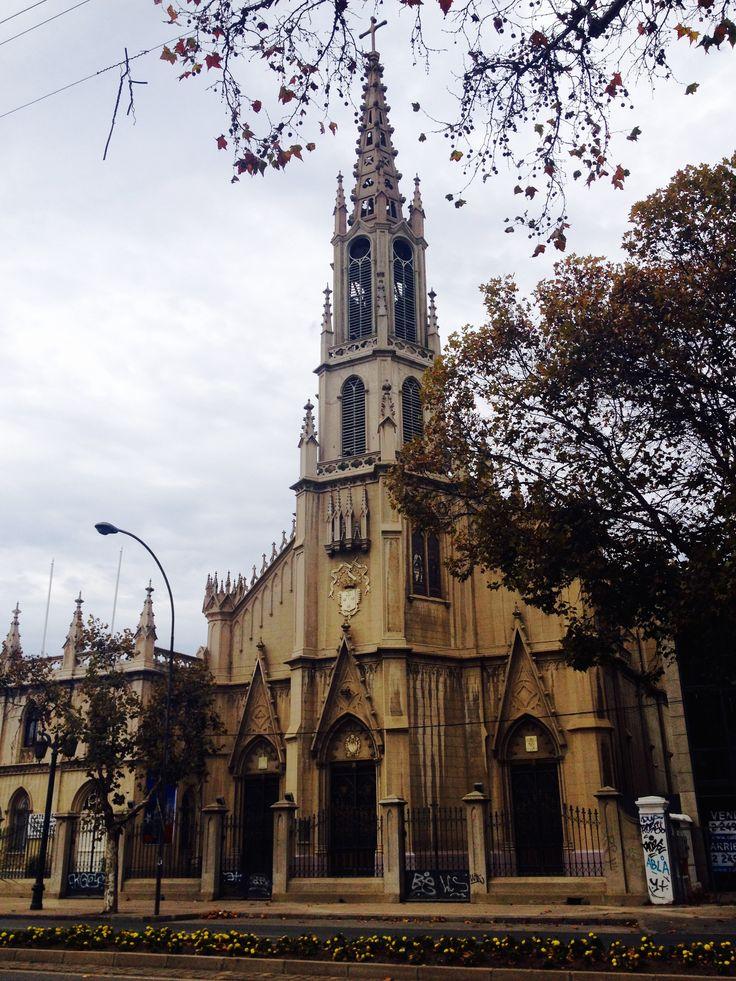 Iglesia Las Carmelitas, Viña Del Mar