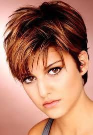 choppy short haircuts for fine hair - Google Search