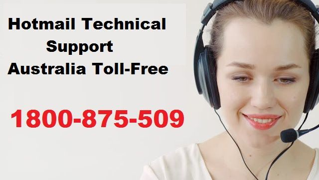 "If you facing Hotmail issues in your account then dial our <a href=""https://hotmail.supportaustralia.com.au/"">Hotmail Technical Support Number</a> Australia 1800-875-509 and get expert help from our support team."