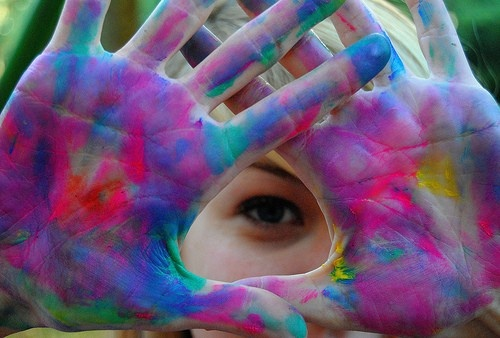 .: Photos, Shops Www Hippieshop Com, Art Photography, Beautiful Hands, Paintings Colors, Living Colors, Colors Rainbows, Paintings Hands, Art Hands