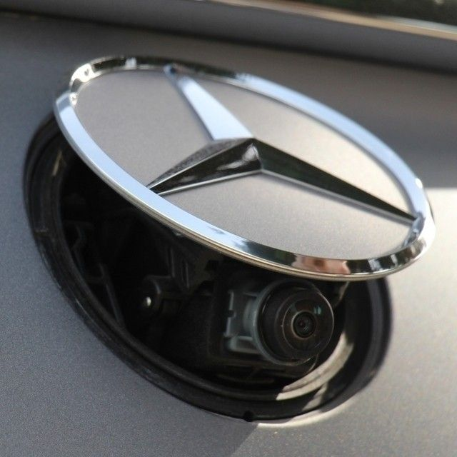 Turn your point of view into points of view. For added safety when backing up, the S-Class Coupe's standard rear view camera shows you a live video on your dashboard.  Mercedes Benz S CLASS Coupe