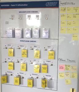 Lean Business Agility E018: Kamishibai - Stabilisierung der IT-Prozesse