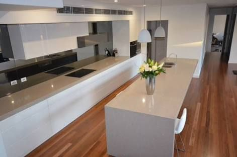 Image result for urban caesarstone kitchen