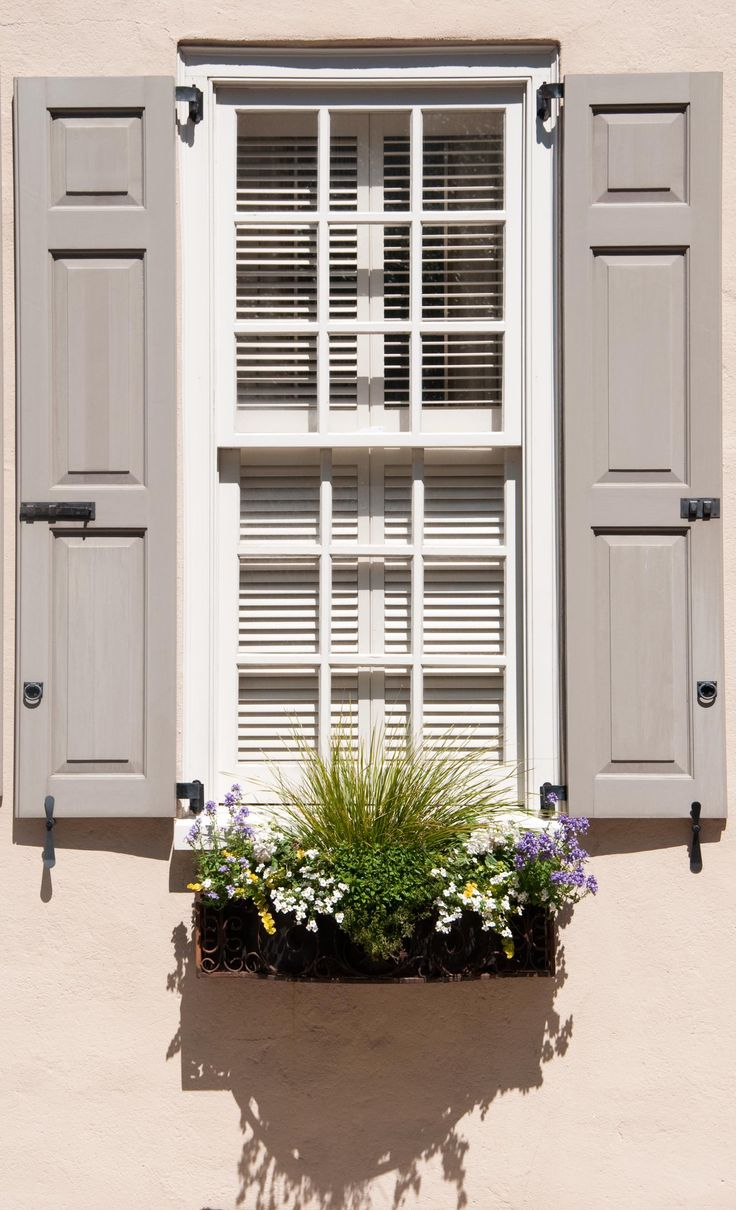 21 best shutter options cut outs images on pinterest - Where to buy exterior window shutters ...