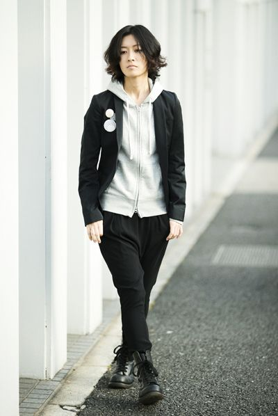 We Dig This Asian Tomboy 39 S Look Do You Taken From Inspiring