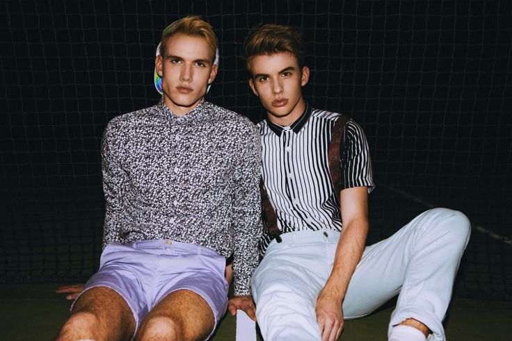 Aaron and Austin Rhodes for Local Wolves Magazine May