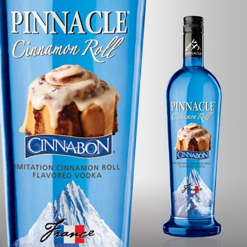 This stuff is AWESOME tasting but can be trouble...  :)  Pinnacle Vodka | Liquor.com
