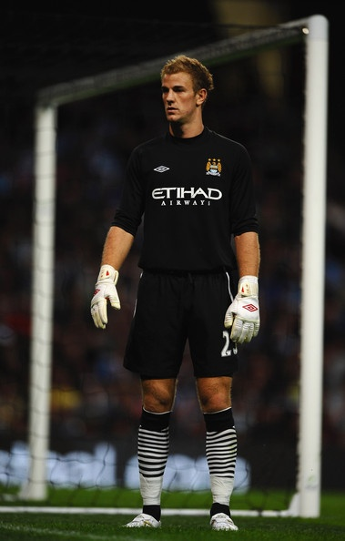 joe hart/man city