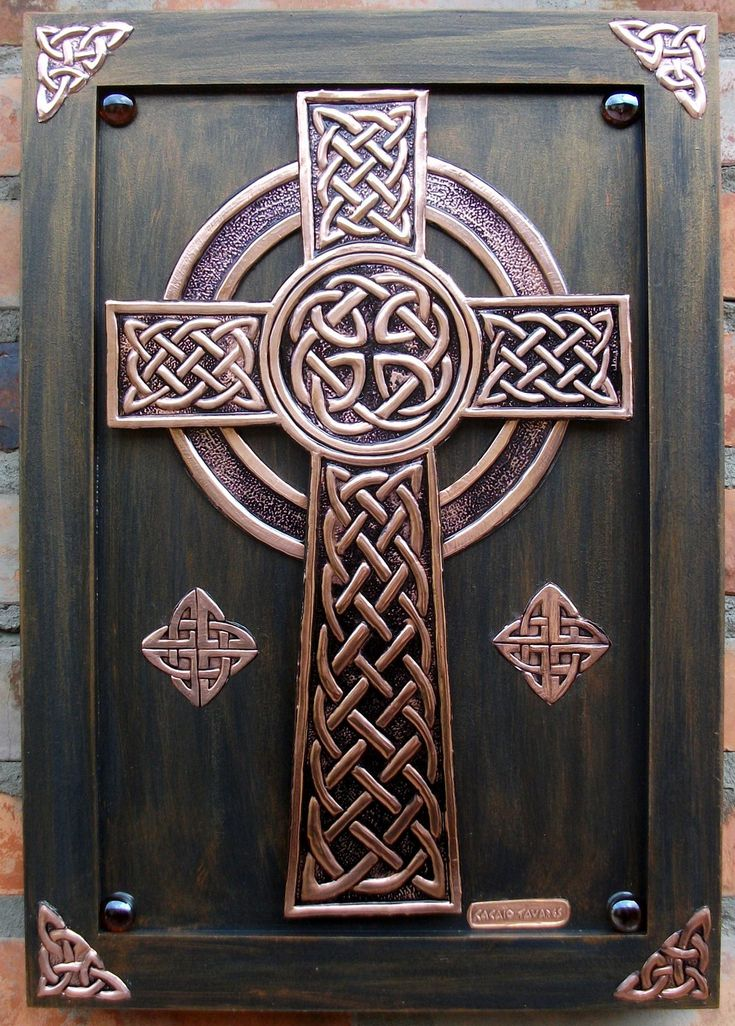 Celtic Cross by CacaioTavares.deviantart.com on @deviantART