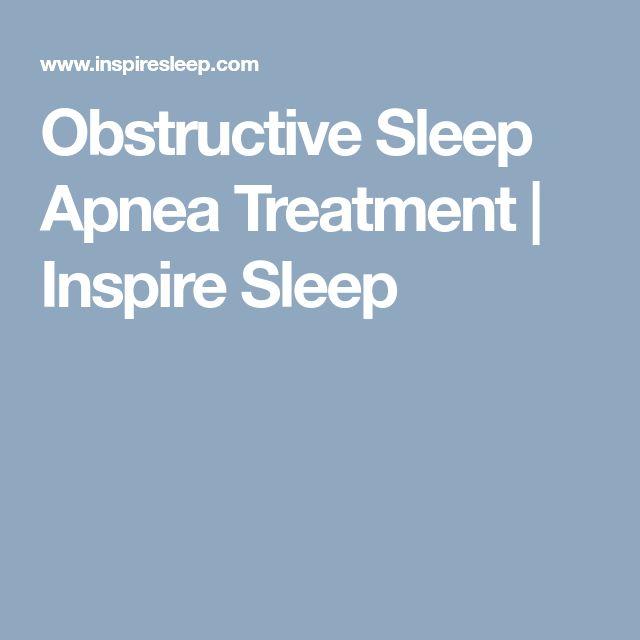 Obstructive Sleep Apnea Treatment | Inspire Sleep
