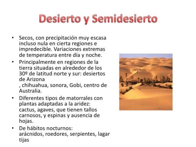 Cuadros Comparativos De Biomas Cuadro Comparativo Biomas Bioma Del Desierto Ecosistema Del Desierto