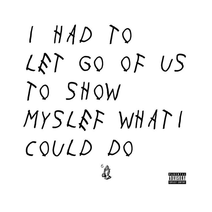 Drake // Feel No Ways