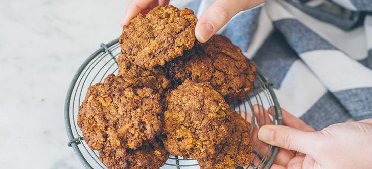 Weet-Bix recipe: Weet-Bix cookies