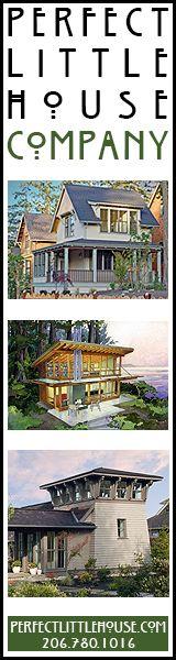 Small House, Small Home | small house plans, designs, modular, prefab, modern, solar @ smallhousestyle