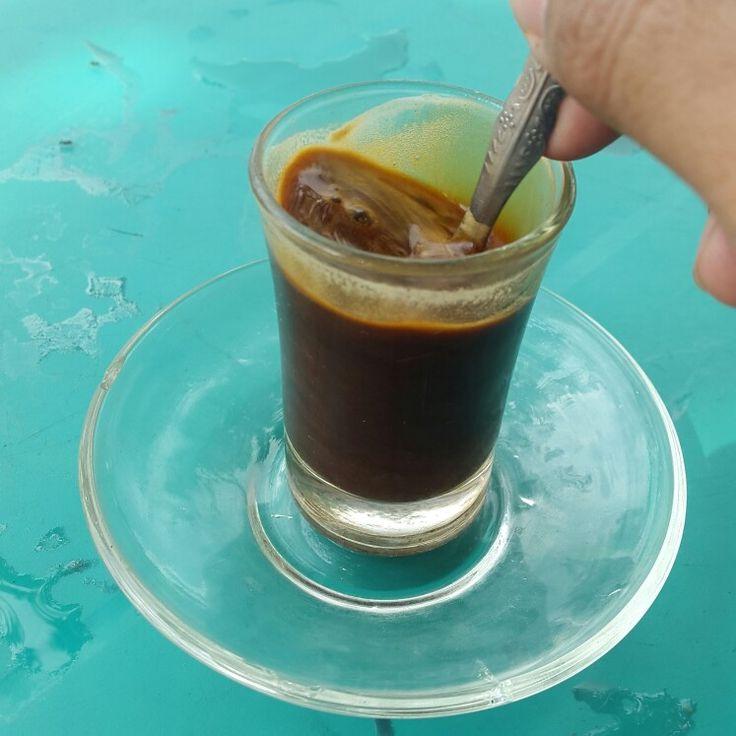 The Honey's coffee