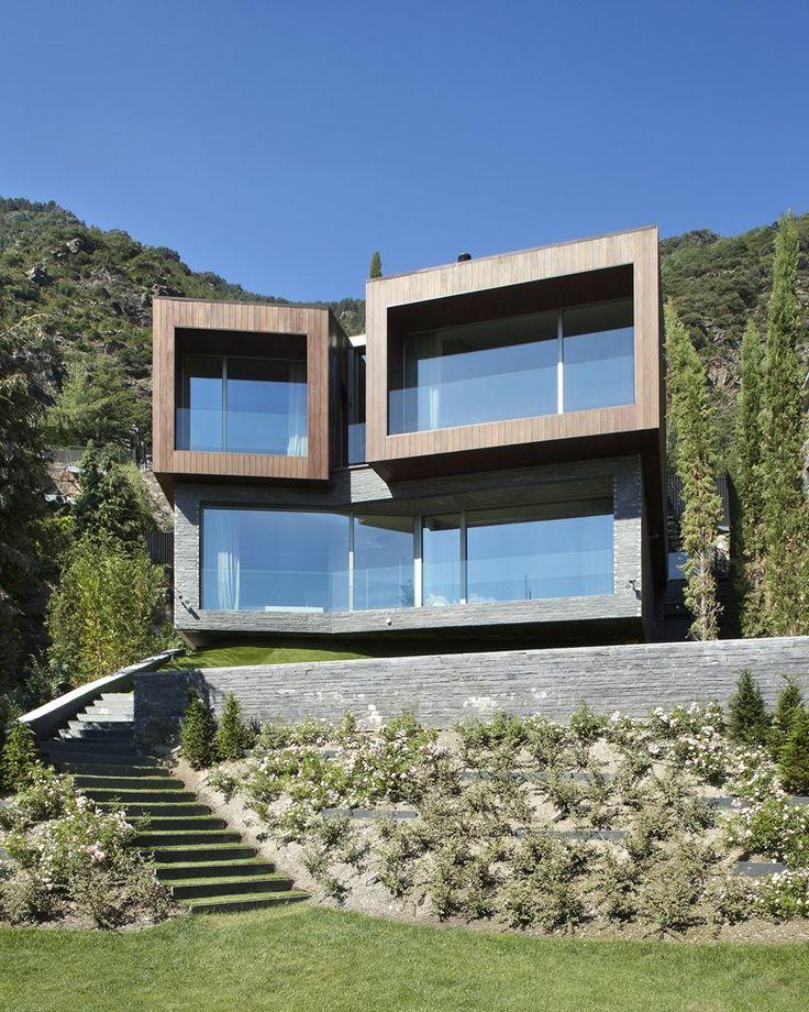 Single-Family House in Andorra, 2010 - GCA Architects