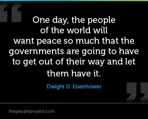177 Best Political Quotes Images On Pinterest: ... Peace QuotesThe People