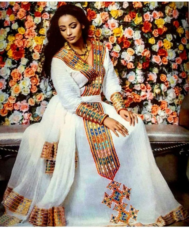 Ethiopian Traditional Clothes Design 279 best Ethiopian tra...