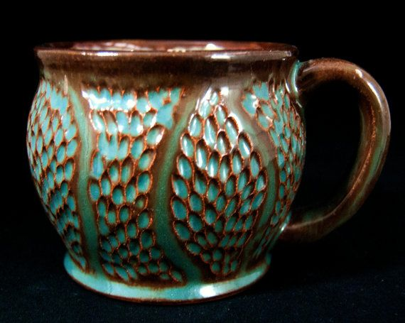 Best my textured pottery texturing slip trailing
