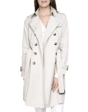 Formal Trench Coat