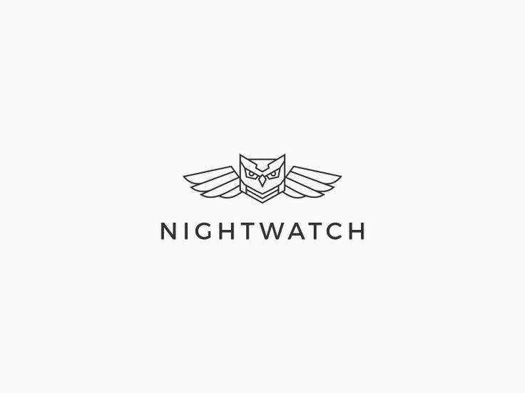 Nightwatch owl logo