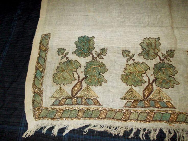 Ottoman special hammam towel part rare motiv *****