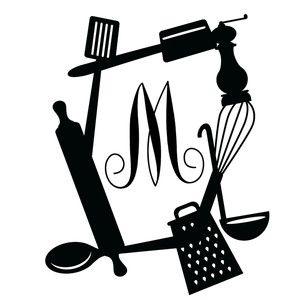 Silhouette Design Store - Search Designs : monogram