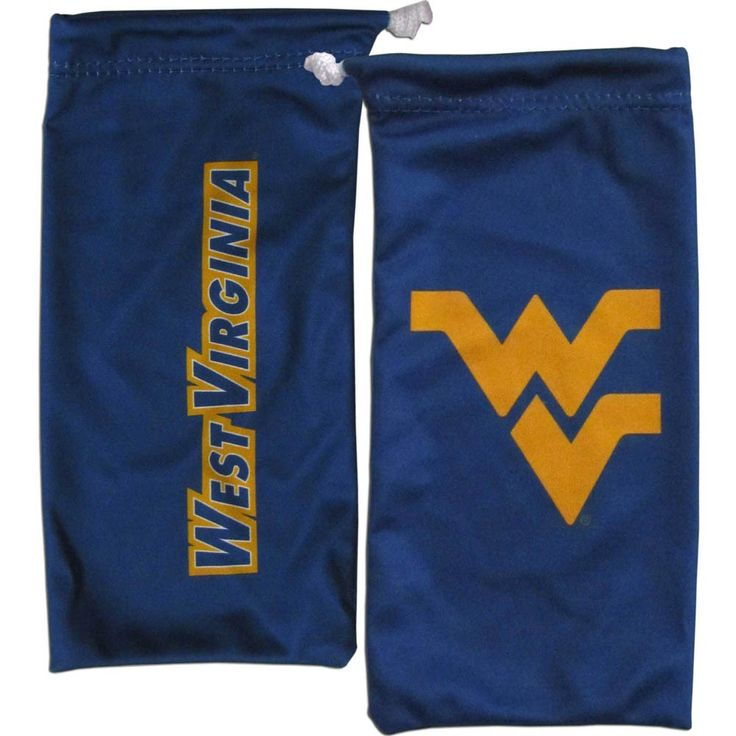 """Checkout our #LicensedGear products FREE SHIPPING + 10% OFF Coupon Code """"Official"""" W. Virginia Mountaineers Microfiber Sunglass Bag - Officially licensed College product Microfiber Glasses Bag Microfiber Glasses Bag Microfiber Glasses Bag W. Virginia MountaineersMicrofiber Glasses Bag - Price: $14.00. Buy now at https://officiallylicensedgear.com/w-virginia-mountaineers-microfiber-sunglass-bag-ceb60"""