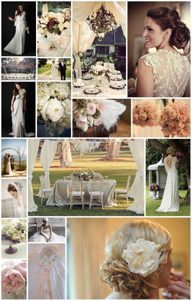 Love Me Do - NZ Wedding Blog - inspiration for New Zealand Weddings: Vintage Romance...