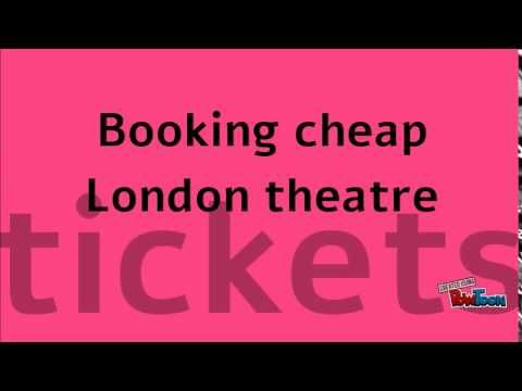 Book Cheap London Theatre Tickets to all West End Theatre and London Shows plus Theatre Packages & Special Offer Theatre Tickets