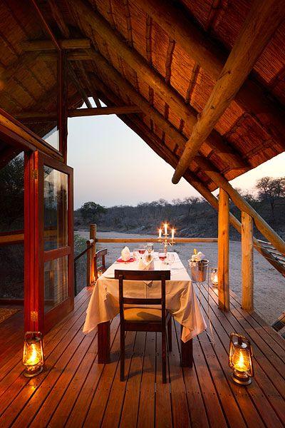 Rhino Post Safari Lodge - Kruger National Park, South Africa