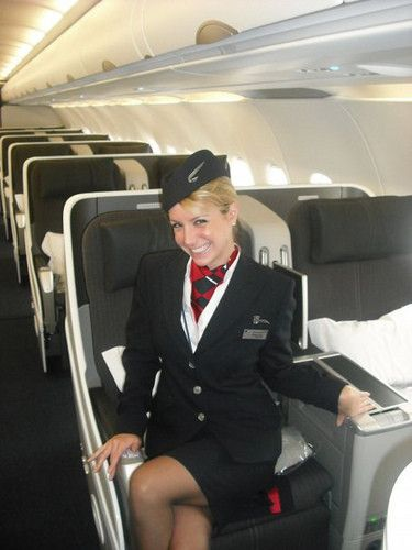 Ba All The Way British Airways Air Hostesses I Have