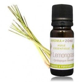 Ulei esential de Verbina de India, Lemongrass Bio 10 ml