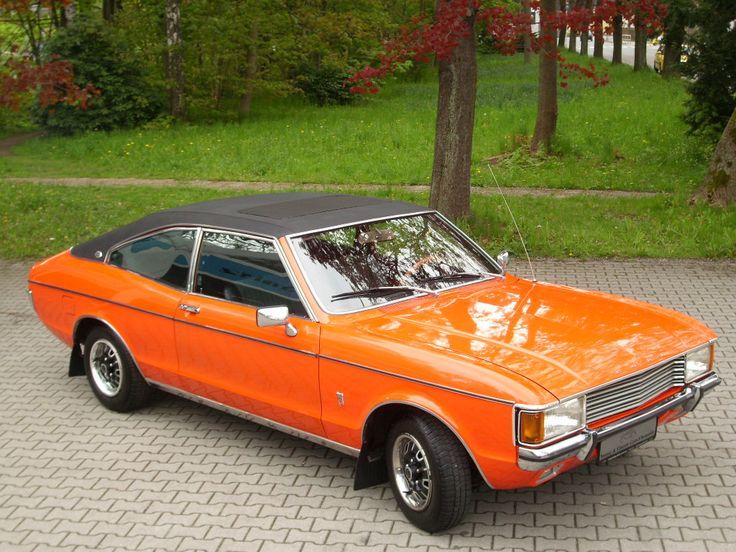 Granada GXL Coupe