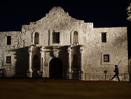 The Alamo and 4 more missions - UNESCO SITES
