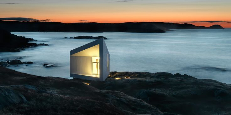Tankenes drømmested   Small + Micro Houses + Micro
