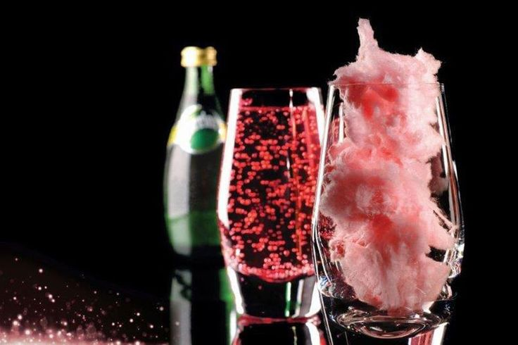 De Franse bartender Laurent Greco nam het natuurlijk bruisend water van Perrier onder handen en toverde enkele koele cocktails uit zijn mouw. Met bubbels, zonder alcohol.