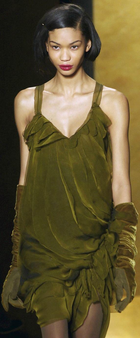 Donna Karan Fall. W/out the gloves