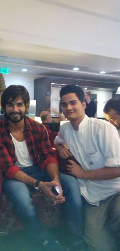 Twitter / shahidkapoorFC: PIC - Unseen recent pic of ...
