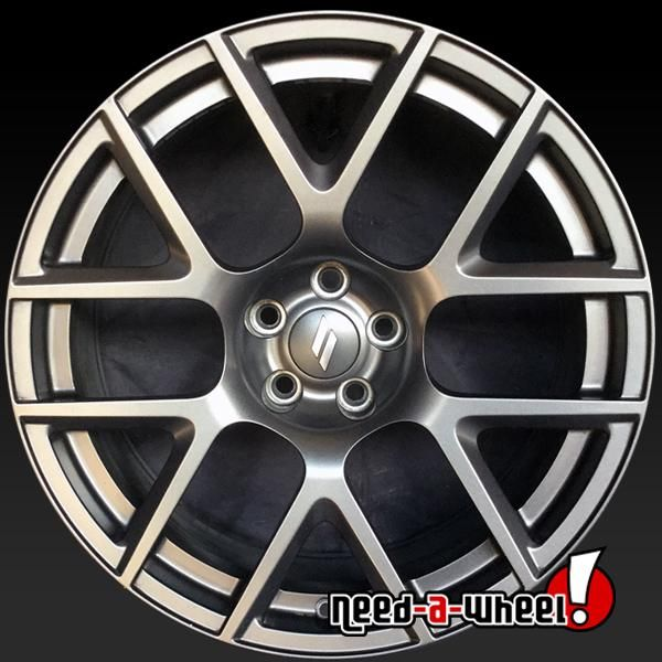 2017 2019 Dodge Charger Oem Wheels For Sale 20 Gray Stock Rims 2642 Oem Wheels Wheels For Sale Dodge Charger