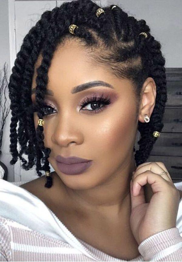 Braids Hairstyles For Black Women Black Braids Forblackwomen Hairstyles Women Hair Styles African Braids Hairstyles Natural Hair Styles