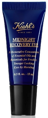 Kiehl's Midnight Recovery Eye Restorative Concentrate 0.5oz (15ml)