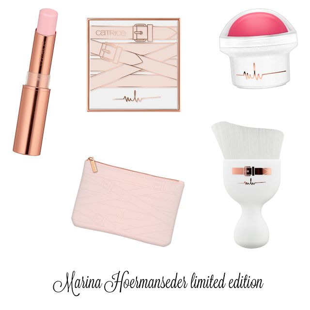 CATRICE LIMITED EDITION MARINA HOERMANSNEDER  beauty catrice limitededitions