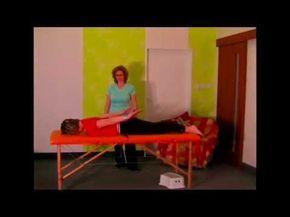 Cvičenie pri bolesti chrbta č. 4 - YouTube