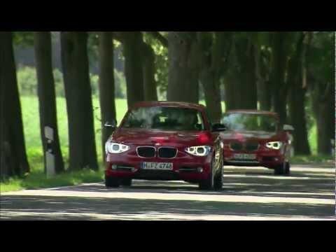 BMW 1 Serisi'ne yakından bir bakış.